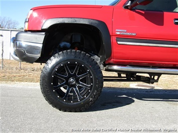 2006 Chevrolet Silverado 2500 HD LBZ LT 6.6 Duramax Diesel Lifted 4X4 Crew Cab - Photo 10 - Richmond, VA 23237