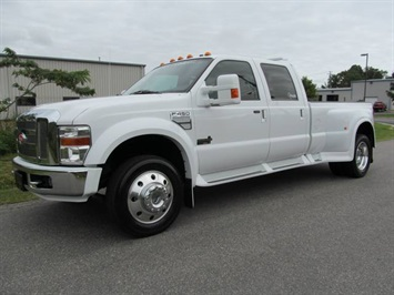 2008 Ford F-450 Super Duty Lariat Truck