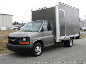 2005 Chevrolet Express Cargo 3500 DRW Utility Box Van Work Van