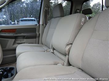 2006 Dodge Ram 2500 SLT Lone Star 5.9 Cummins Lifted 4X4 Crew Cab SB - Photo 8 - Richmond, VA 23237