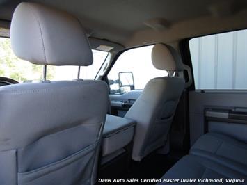 2011 Ford F-250 Super Duty XLT 6.7 Diesel 4X4 Crew Cab Short Bed - Photo 18 - Richmond, VA 23237
