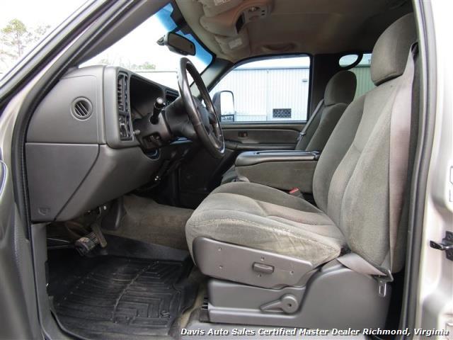 2004 Chevrolet Silverado 2500 HD LS 6.6 Duramax Turbo Diesel Lifted 4X4 Crew Cab - Photo 23 - Richmond, VA 23237