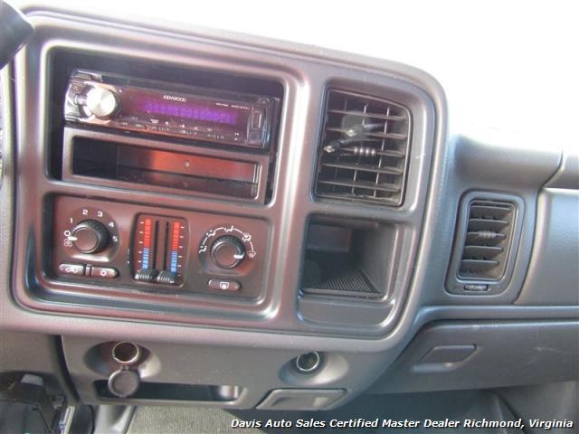 2004 Chevrolet Silverado 2500 HD LS 6.6 Duramax Turbo Diesel Lifted 4X4 Crew Cab - Photo 6 - Richmond, VA 23237