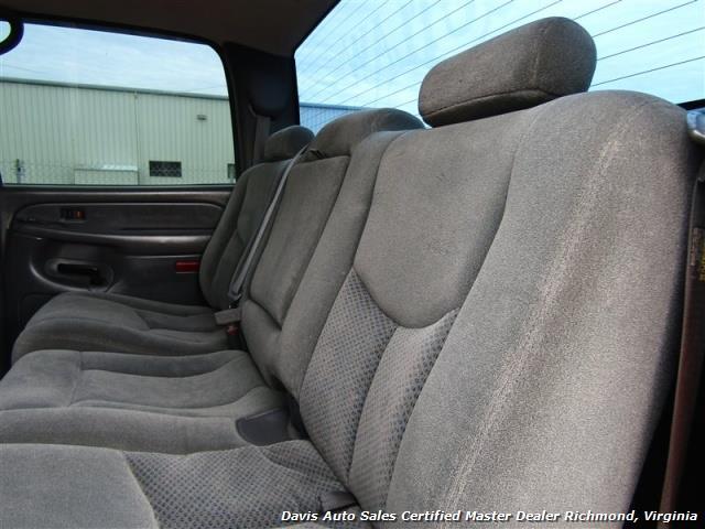 2004 Chevrolet Silverado 2500 HD LS 6.6 Duramax Turbo Diesel Lifted 4X4 Crew Cab - Photo 8 - Richmond, VA 23237