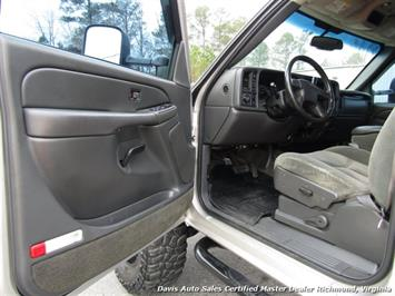 2004 Chevrolet Silverado 2500 HD LS 6.6 Duramax Turbo Diesel Lifted 4X4 Crew Cab - Photo 4 - Richmond, VA 23237
