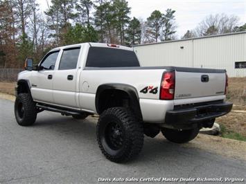 2004 Chevrolet Silverado 2500 HD LS 6.6 Duramax Turbo Diesel Lifted 4X4 Crew Cab - Photo 3 - Richmond, VA 23237