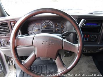 2004 Chevrolet Silverado 2500 HD LS 6.6 Duramax Turbo Diesel Lifted 4X4 Crew Cab - Photo 5 - Richmond, VA 23237