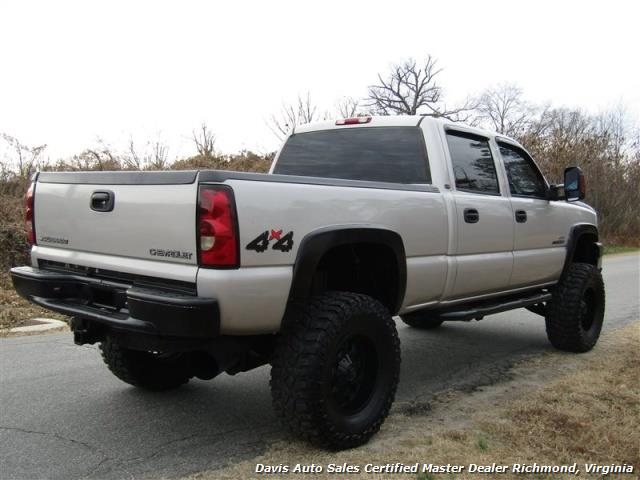 2004 Chevrolet Silverado 2500 HD LS 6.6 Duramax Turbo Diesel Lifted 4X4 Crew Cab - Photo 12 - Richmond, VA 23237