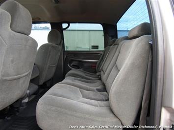 2004 Chevrolet Silverado 2500 HD LS 6.6 Duramax Turbo Diesel Lifted 4X4 Crew Cab - Photo 24 - Richmond, VA 23237