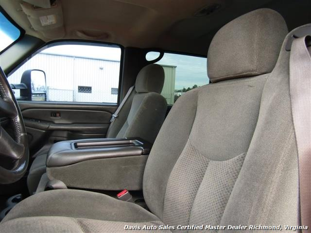 2004 Chevrolet Silverado 2500 HD LS 6.6 Duramax Turbo Diesel Lifted 4X4 Crew Cab - Photo 7 - Richmond, VA 23237
