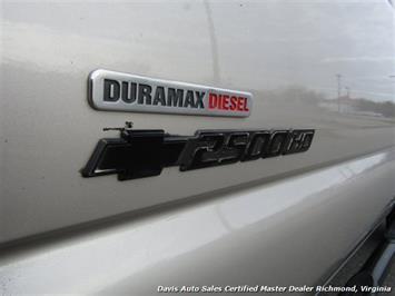 2004 Chevrolet Silverado 2500 HD LS 6.6 Duramax Turbo Diesel Lifted 4X4 Crew Cab - Photo 9 - Richmond, VA 23237