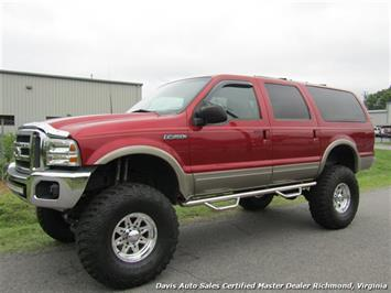 2000 Ford Excursion Limited Lifted 4X4 SUV