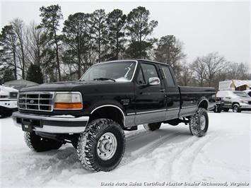 1997 Ford F-250 / F-350 XLT OBS Classic 7.3 Diesel Lifted 4X4 Truck