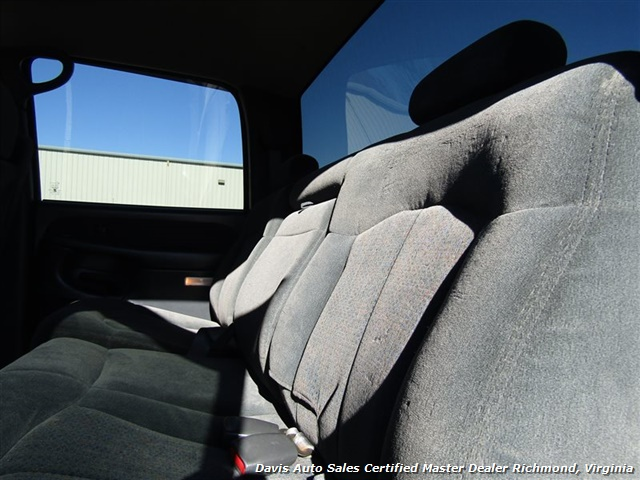 2002 Chevrolet Silverado 2500 LS Lifted 4X4 Monster Crew Cab Short Bed - Photo 22 - Richmond, VA 23237