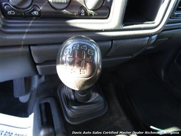 2002 Chevrolet Silverado 2500 LS Lifted 4X4 Monster Crew Cab Short Bed - Photo 8 - Richmond, VA 23237