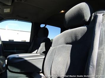 2002 Chevrolet Silverado 2500 LS Lifted 4X4 Monster Crew Cab Short Bed - Photo 9 - Richmond, VA 23237