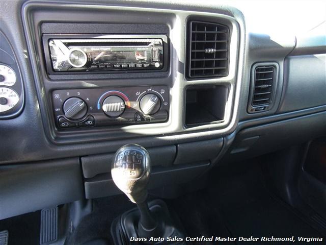 2002 Chevrolet Silverado 2500 LS Lifted 4X4 Monster Crew Cab Short Bed - Photo 7 - Richmond, VA 23237