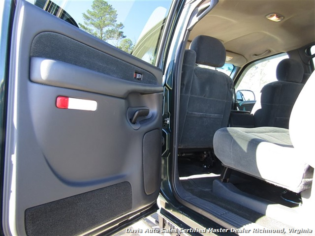 2002 Chevrolet Silverado 2500 LS Lifted 4X4 Monster Crew Cab Short Bed - Photo 20 - Richmond, VA 23237