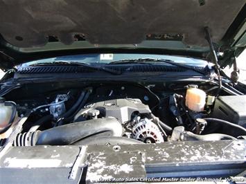2002 Chevrolet Silverado 2500 LS Lifted 4X4 Monster Crew Cab Short Bed - Photo 25 - Richmond, VA 23237