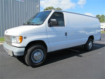 2002 Ford Econoline Cargo SD (SOLD) Van
