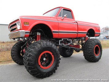1969 Chevrolet C-10 Lifted Truck