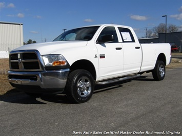 2011 Dodge Ram 2500 HD ST 6.7 Cummins Diesel 4X4 Crew Cab Long Bed Truck