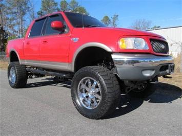 2001 Ford F-150 Lariat Truck