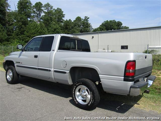 1998 Dodge Ram 1500 Laramie SLT 4X4 Extended Quad Cab Short Bed - Photo 3 - Richmond, VA 23237