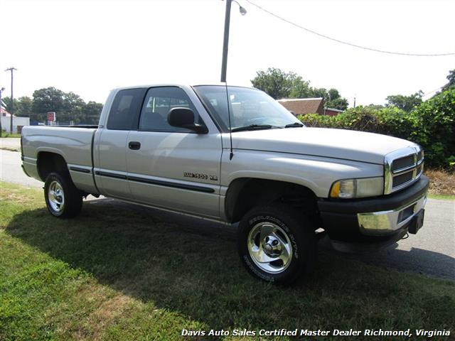 1998 Dodge Ram 1500 Laramie SLT 4X4 Extended Quad Cab Short Bed - Photo 7 - Richmond, VA 23237