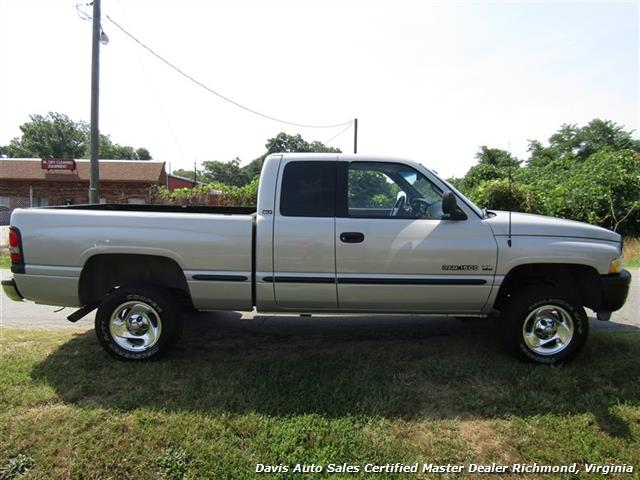 1998 Dodge Ram 1500 Laramie SLT 4X4 Extended Quad Cab Short Bed - Photo 6 - Richmond, VA 23237