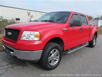 2006 Ford F-150 XLT 4dr SuperCrew Truck