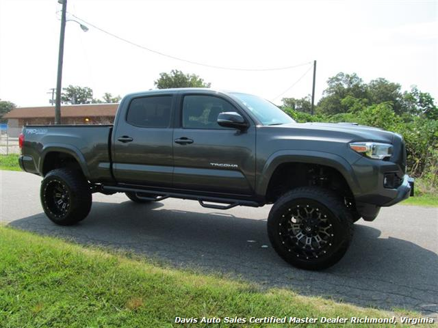 2016 Toyota Tacoma Trd Sport Off Road 4x4 Crew Cab Long Bed Photo 5