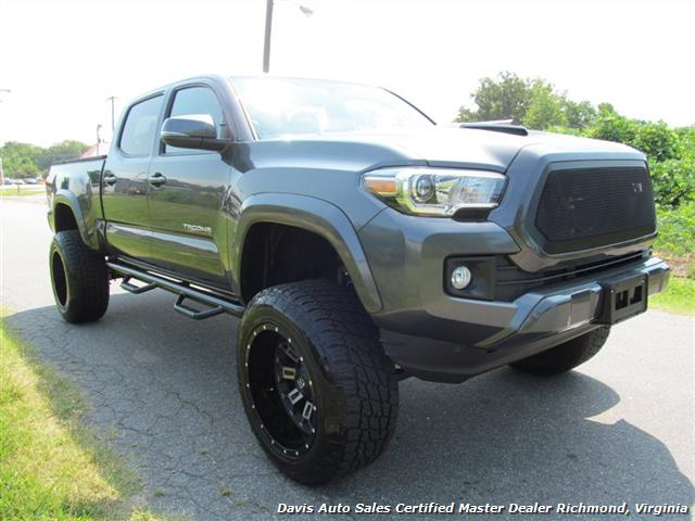 2016 Toyota Tacoma Trd Sport Off Road 4x4 Crew Cab Long Bed Photo 4