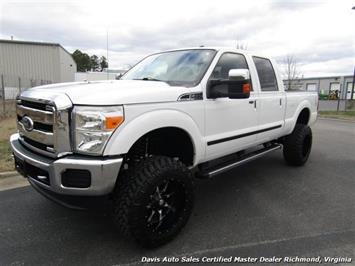 2011 Ford F-250 Super Duty Lariat 4X4 Crew Cab Short Bed Truck