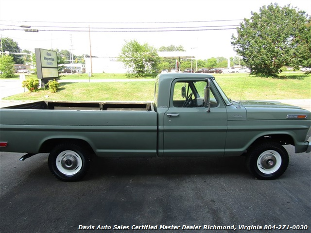 1969 ford f100 long bed