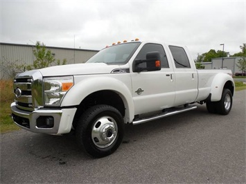 2011 Ford F-450 Super Duty Lariat Truck