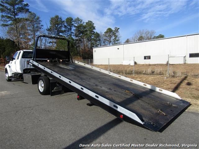2013 Ford F-650 Super Duty XL Pro Loader 21 Foot Rollback Wrecker Tow - Photo 19 - Richmond, VA 23237