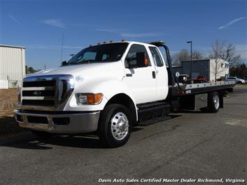 2013 Ford F-650 Super Duty XL Pro Loader 21 Foot Rollback Wrecker Tow Truck