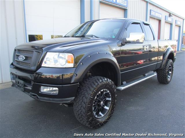 2005 ford f 150 xlt 4x4 supercab short bed. Black Bedroom Furniture Sets. Home Design Ideas