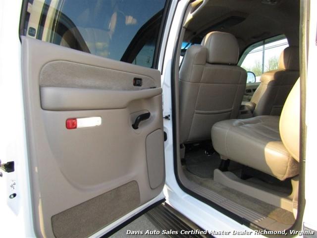 2002 GMC Sierra 2500 HD SLT 6.6 Duramax Turbo Diesel Lifted 4X4 - Photo 20 - Richmond, VA 23237