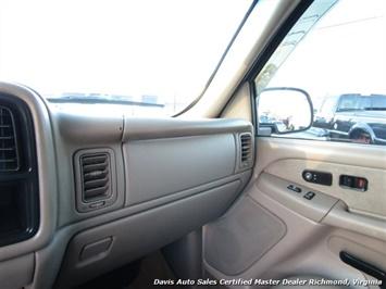 2002 GMC Sierra 2500 HD SLT 6.6 Duramax Turbo Diesel Lifted 4X4 - Photo 18 - Richmond, VA 23237
