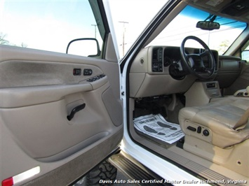 2002 GMC Sierra 2500 HD SLT 6.6 Duramax Turbo Diesel Lifted 4X4 - Photo 5 - Richmond, VA 23237