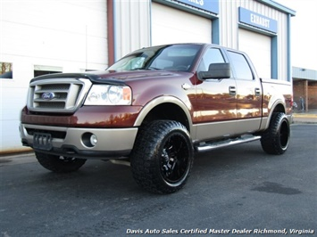 2006 Ford F-150 King Ranch 4dr SuperCrew Truck