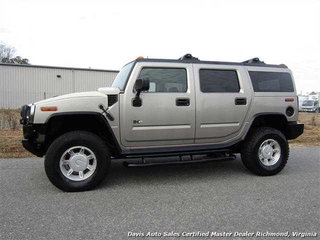 2003 Hummer H2 4X4 - Photo 1 - Richmond, VA 23237