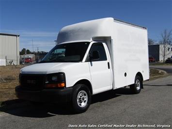 2007 GMC Savana 3500 Supreme Body Box Cargo Van Commerical Work - Photo 1 - Richmond, VA 23237