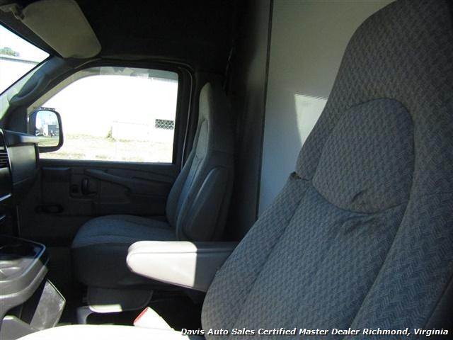 2007 GMC Savana 3500 Supreme Body Box Cargo Van Commerical Work - Photo 8 - Richmond, VA 23237