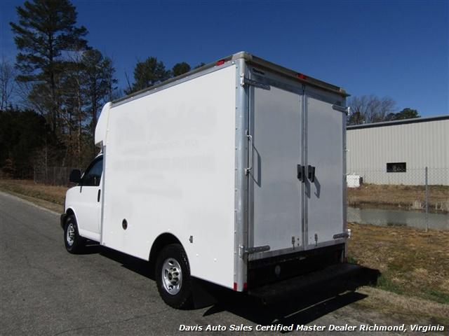 2007 GMC Savana 3500 Supreme Body Box Cargo Van Commerical Work - Photo 3 - Richmond, VA 23237