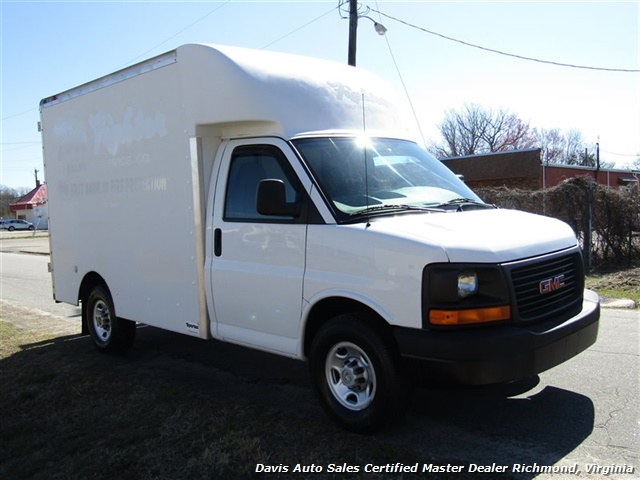 2007 GMC Savana 3500 Supreme Body Box Cargo Van Commerical Work - Photo 13 - Richmond, VA 23237