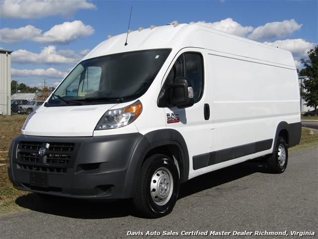 2016 Dodge Ram 3500 ProMaster Extended Length High Roof Cargo 159 WB - Photo 1 - Richmond, VA 23237