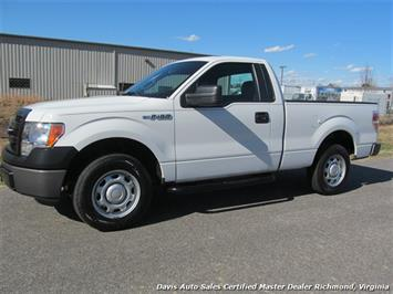 2013 Ford F-150 XL Regular Cab Short Bed Work Truck